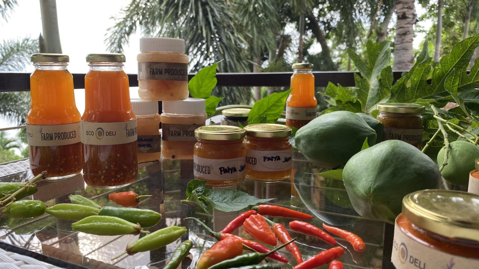 The Greenery Products